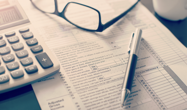 Five Key Tax Tips for 2019