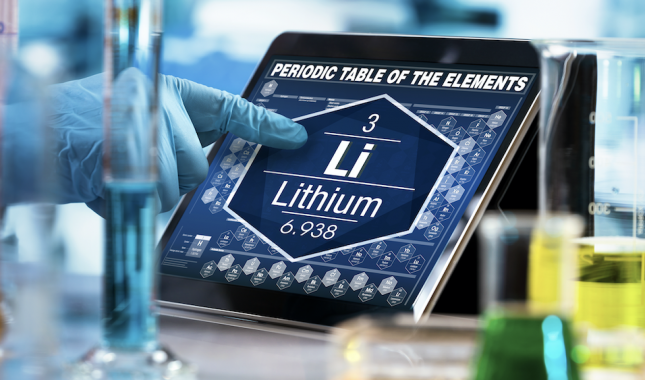 With Heavy Demand for EVs, World Nearing Lithium Shortage